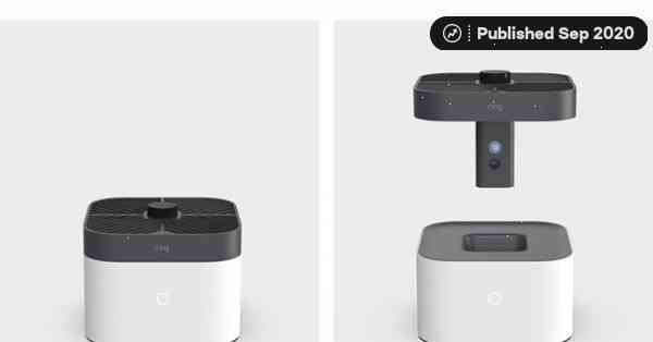 How Amazon is entering the $8 billion home security market with Amazon Elements and the Ring Floodlight Cam