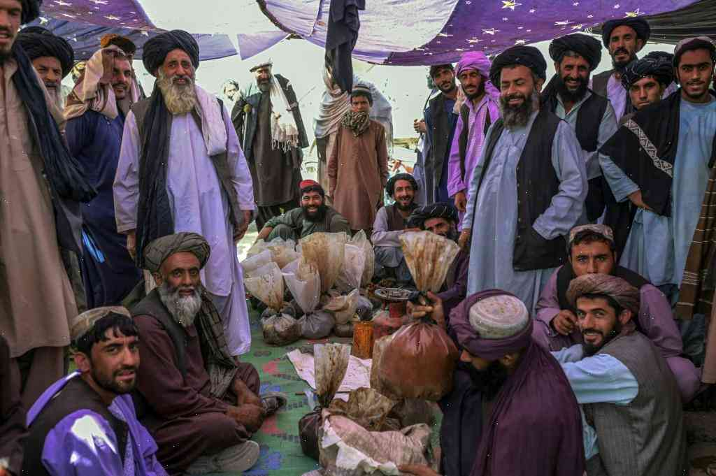 Afghanistan's opium harvest: A measure of the drug's impact