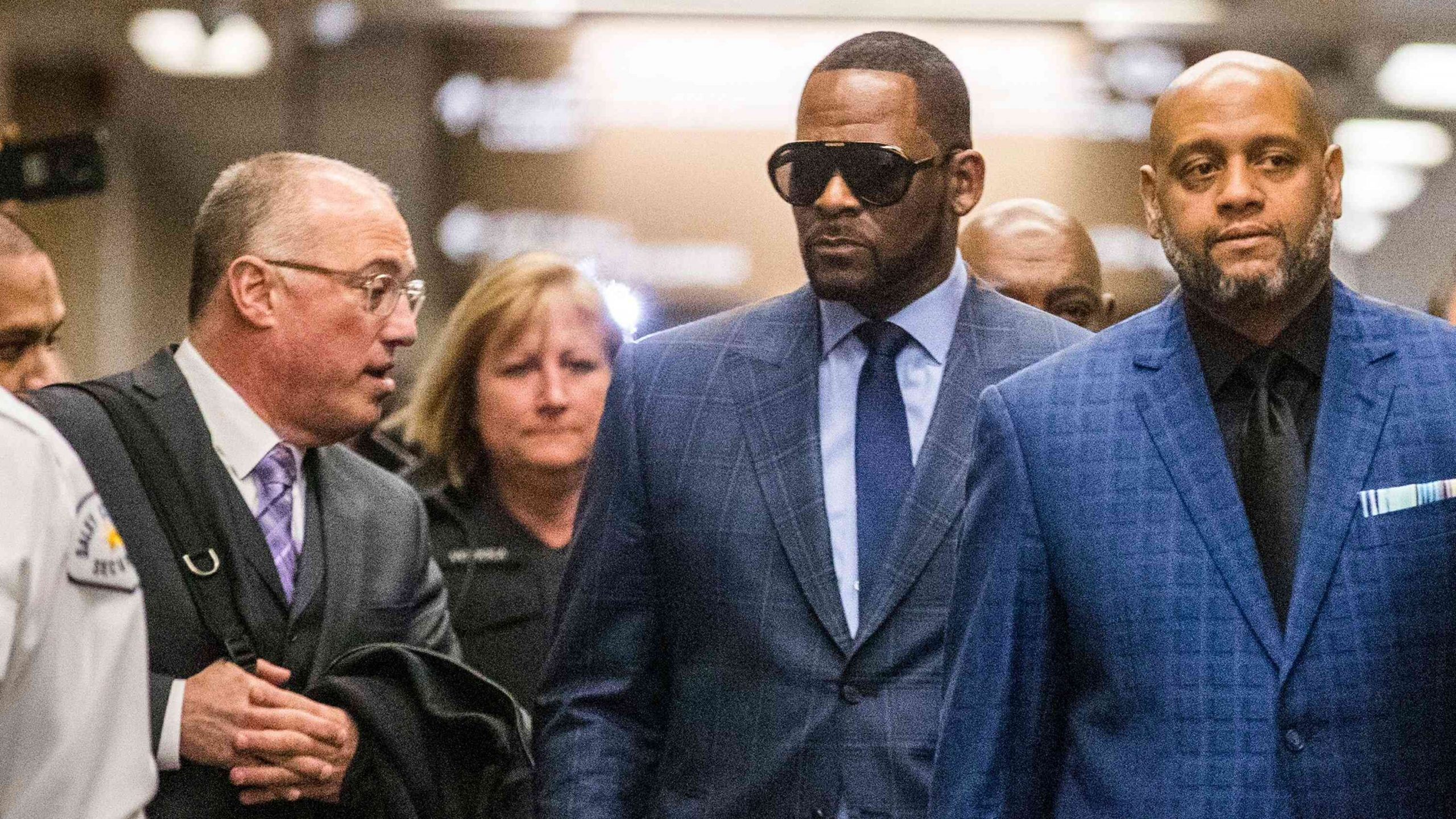 Another pair of Chicago cops charged with misconduct, and this time, it involves R. Kelly
