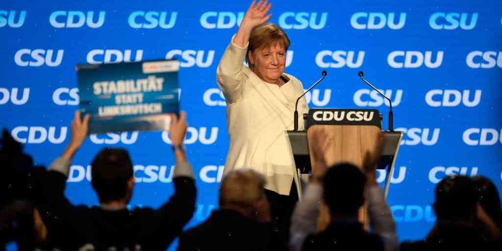 Can Merkel keep the euro together?