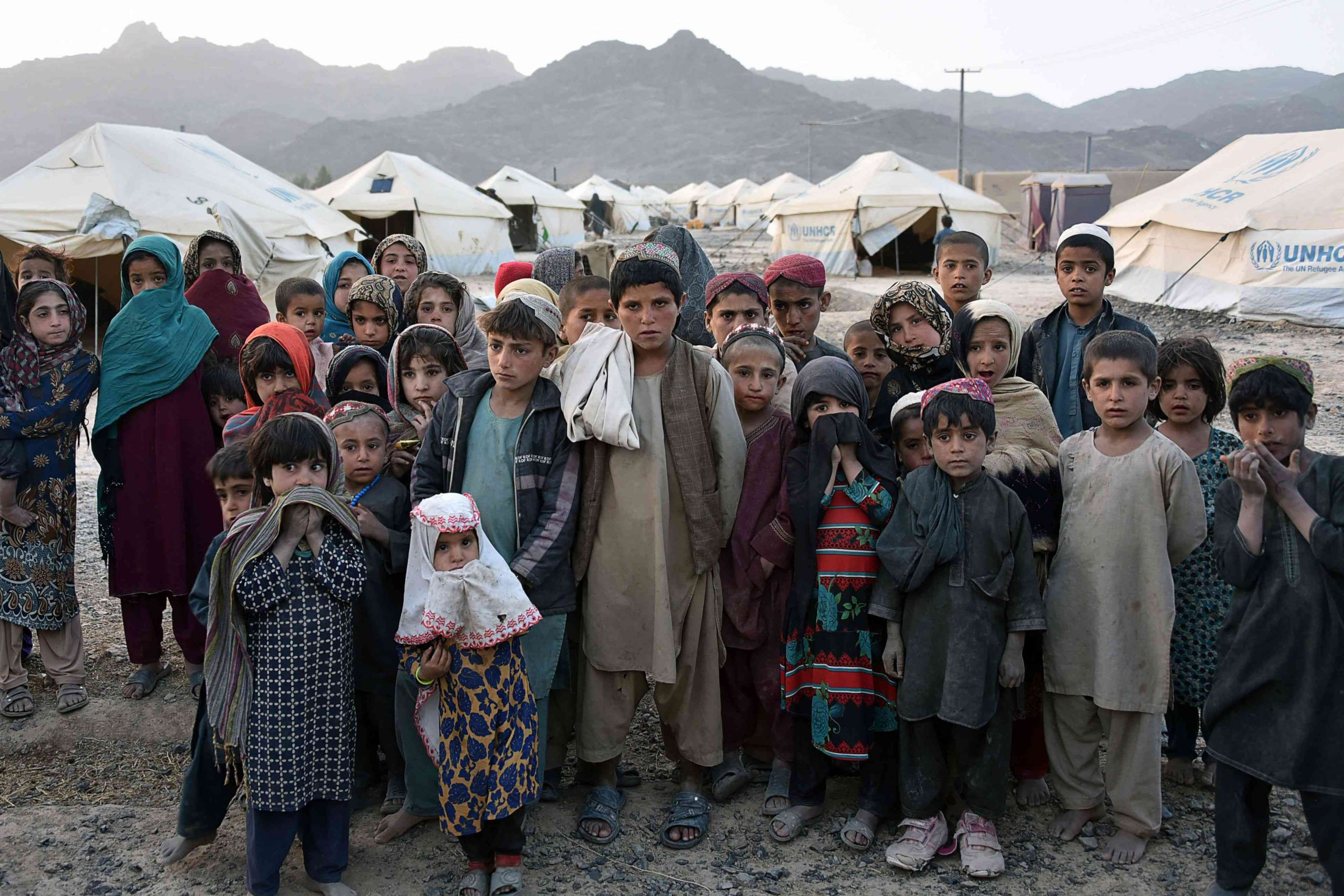 Afghan refugees hope that the Obama administration will end the longest war in U.S. history